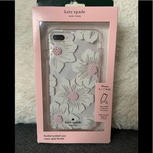 NEW ✨ Kate spade iPhone 7/8 plus case